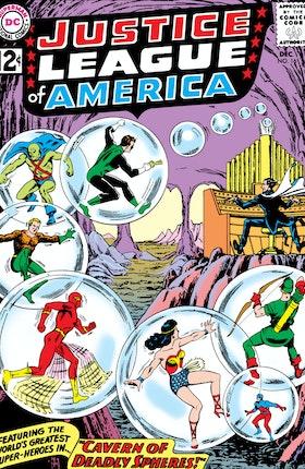 Justice League of America (1960-) #16