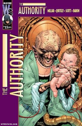 The Authority (1999-) #15