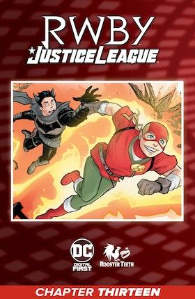 RWBY/Justice League #13
