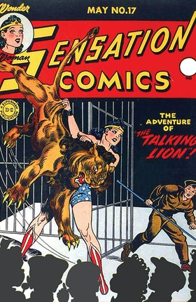 Sensation Comics #17