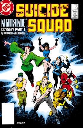 Suicide Squad (1987-) #14