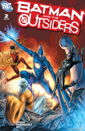 Batman and the Outsiders (2007-) #2