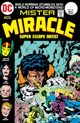 Mister Miracle (1971-) #16