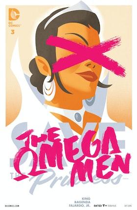 The Omega Men (2015-) #3