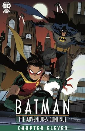 Batman: The Adventures Continue #11