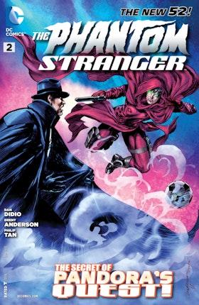Phantom Stranger (2012-) #2