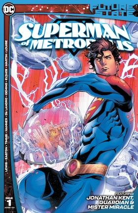 Future State: Superman of Metropolis #1
