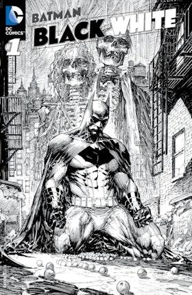 Batman Black and White (2013-) #1