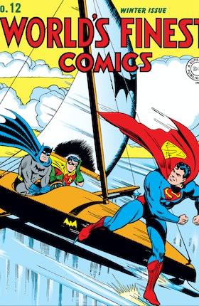 World's Finest Comics (1941-) #12