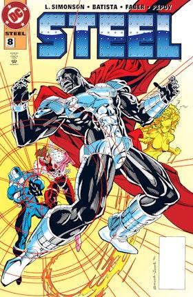 Steel (1994-) #8