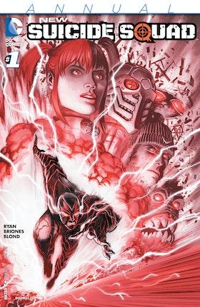 New Suicide Squad Annual #1