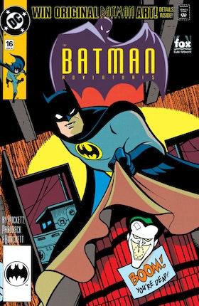 The Batman Adventures #16