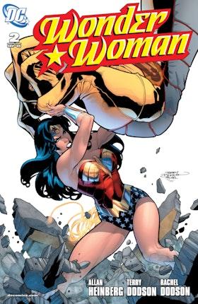 Wonder Woman (2006-) #2