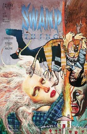 Swamp Thing (2000-) #8