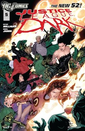 Justice League Dark (2011-) #5