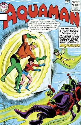 Aquaman (1962-) #4