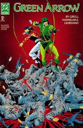 Green Arrow (1987-) #12