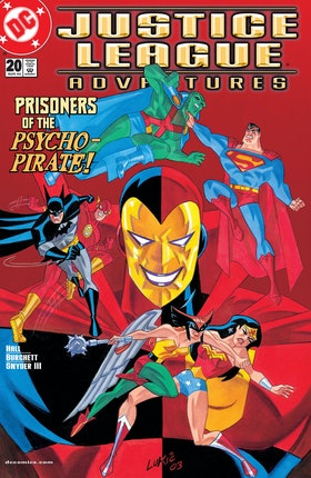 Justice League Adventures #20