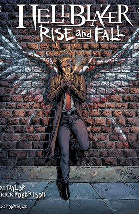 Hellblazer: Rise and Fall #1