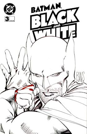 Batman: Black & White (1996-) #3