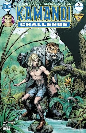 The Kamandi Challenge #5
