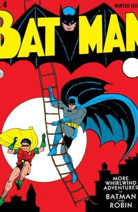 Batman (1940-) #4