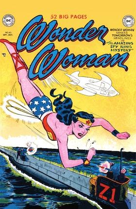 Wonder Woman (1942-1986) #43