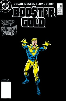 Booster Gold (1985-) #20