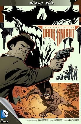 Legends of the Dark Knight #12