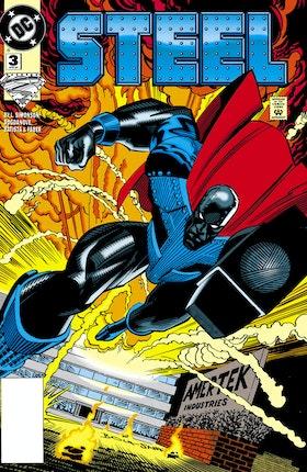 Steel (1994-) #3