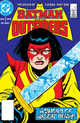 Batman and the Outsiders (1983-) #11