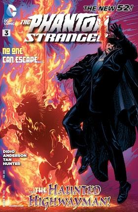 Phantom Stranger (2012-) #3