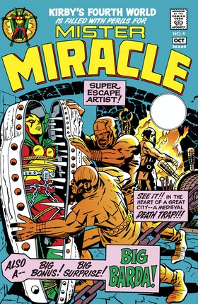 Mister Miracle (1971-) #4