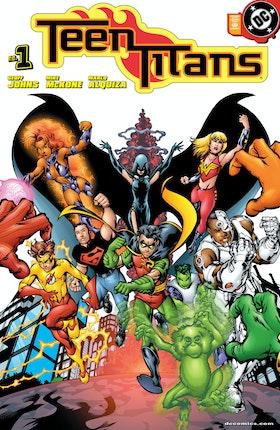 Teen Titans (2003-) #1