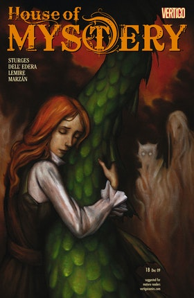 House of Mystery (2008-) #18