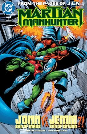 Martian Manhunter (1998-) #4