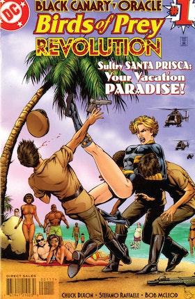 Birds of Prey: Revolution (1997-) #1