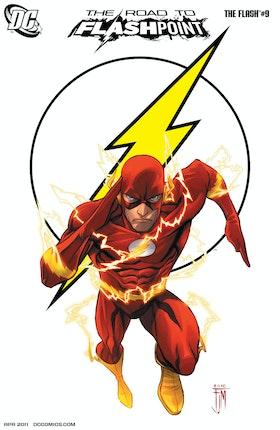 Flash (2010-) #9