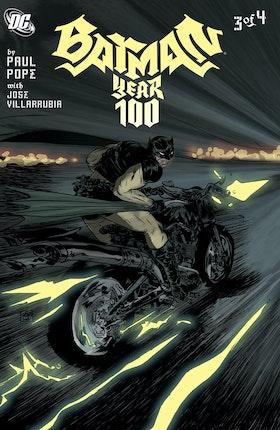 Batman: Year 100 #3