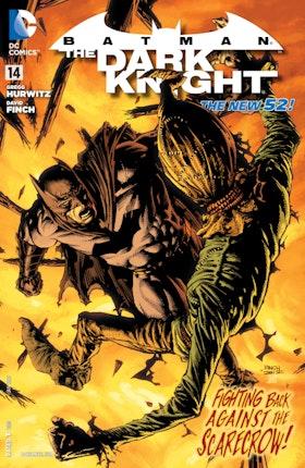 Batman: The Dark Knight (2011-) #14