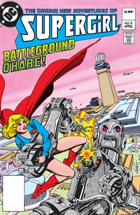 The Daring New Adventures of Supergirl #6