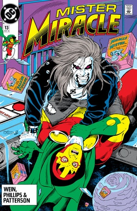 Mister Miracle (1988-) #13