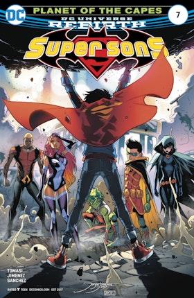 Super Sons (2017-) #7