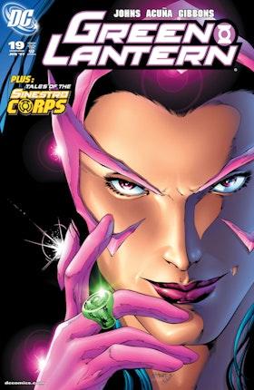 Green Lantern (2005-) #19