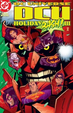 DCU Holiday Bash III #1