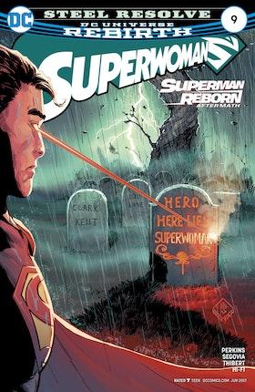 Superwoman #9