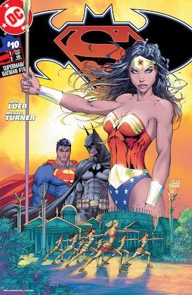 Superman Batman #10