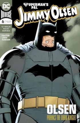 Superman's Pal Jimmy Olsen (2019-2020) #6