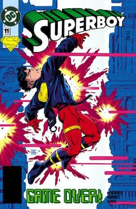 Superboy (1993-) #11