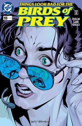 Birds of Prey (1998-) #10